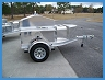Barbecue Trailer Grill - economy